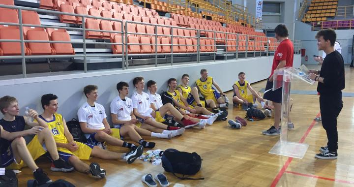 ISF WSC Basketball: Volno oběma českým týmům prospělo!