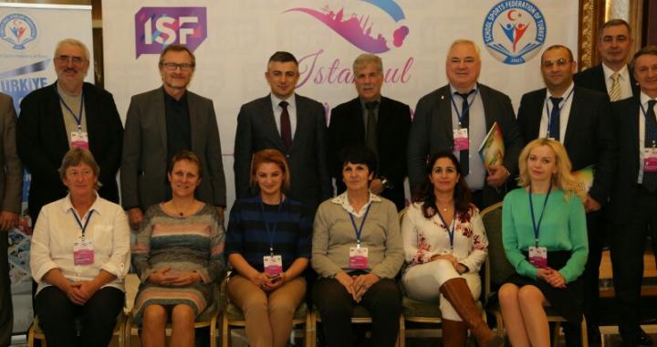 Delegáti evropských zemí ISF jednali v Istanbulu