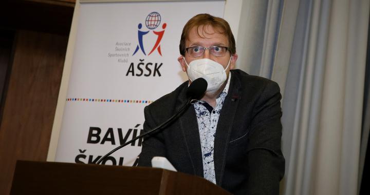 Novým viceprezidentem AŠSK ČR je Roman Kuběna